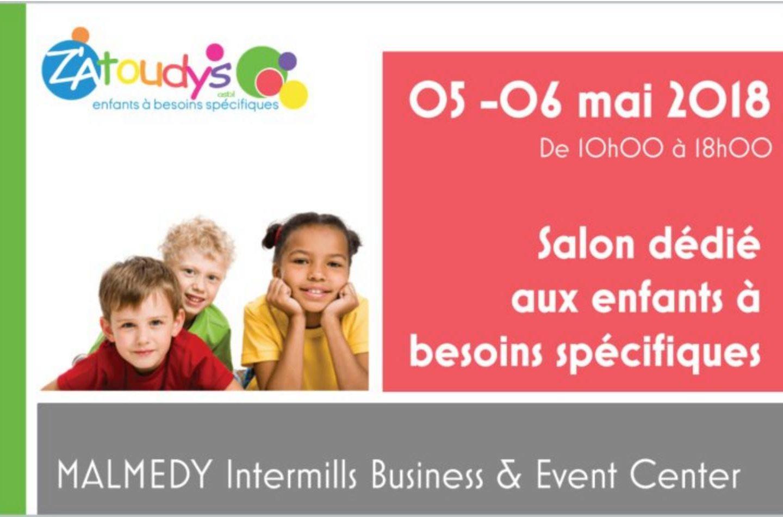 Z'atoudys – Salon dédié aux enfants à besoins spécifiques