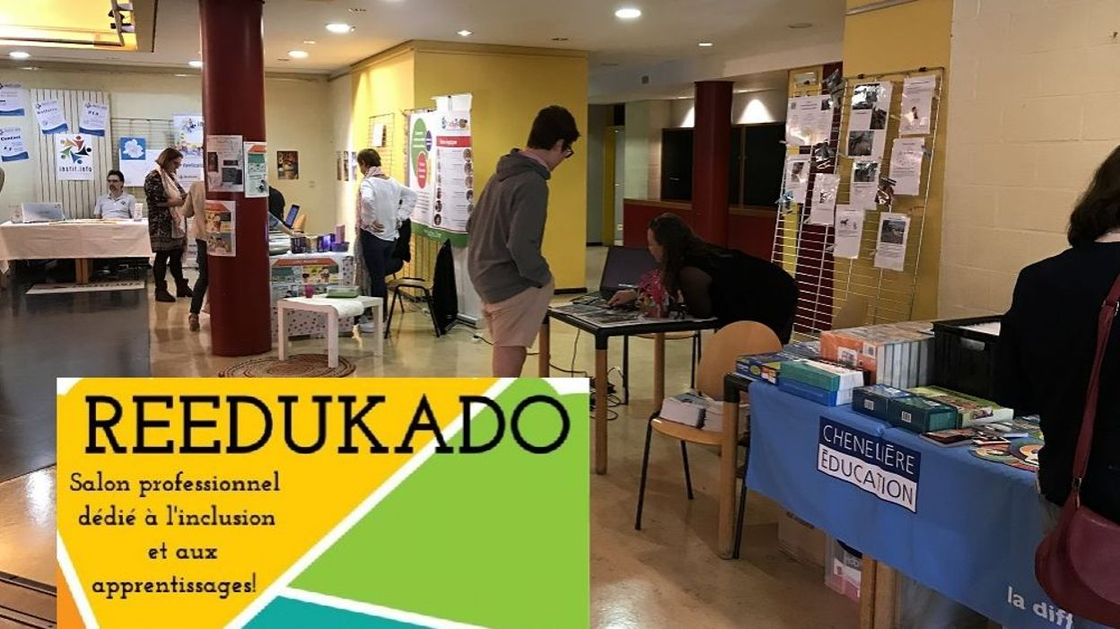 Reedukado Salon professionnel facilitateur d'inclusion
